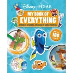 Disney Pixar My Book of Everything: Stories, Stickers, Colouring and Activities