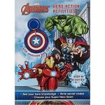MARVEL AVENGERS HERO ACTION ACTIVITIES +