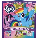 C-2-IN-1 PUZZLE PACK (MY LITTLE PONY)