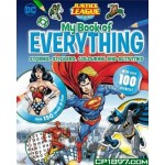 JUSTICE LEAGUE: MY BOOK OF EVERYTHING