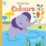 Little Me Colours: Lift-the-Flap
