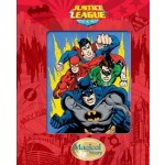 Justice League Magical Story