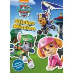 Nickelodeon PAW Patrol Sticker Mission: Create Pup-tastic Scenes!