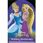 C-DISNEY PRINCESS READING ADVENTURES