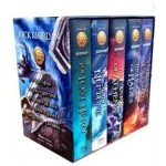 BP-THE HEROES OF OLYMPUS (5 BKS)