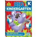 Schoolzone Big Kindergarten Workbook