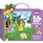 C-JUNIOR JIGSAW: PRINCESS PICNIC