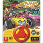 Mickey Mouse Little Steering Wheel Roads
