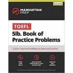 5LB BOOK OF TOEFL PRACTICE PROBLEMS