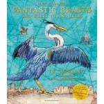 HARRYPOTTER FANTASTIC BEASTS ILLUSTRATED EDITION