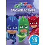 PJ MASKS STICKER SCENES