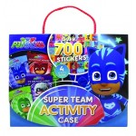 PJ MASKS ON THE GO ACT. CASE