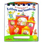 P-MY 1ST BIG BOOK OF LETTERS & NUMBERS (