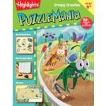 PuzzleMania: Creepy Crawlies