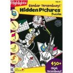 HIDDEN PICTURES PUZZLES BK 14 (BI-BM)'18