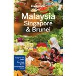 Lonely Planet Malaysia, Singapore & Brunei