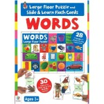 C-FLASHCARD FLOOR PUZZLE: WORDS
