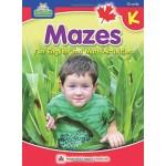 Smart Early Learning - Mazes (Grade K)