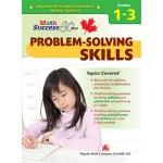 Grade 1-3 Math Success Problem-solving Skills