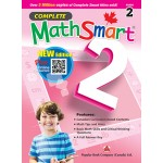 Grade 2 Complete Math Smart - New Edition plus Online REsources