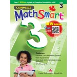 Grade 3 Complete Math Smart - New Edition plus Online REsources