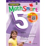 Grade 5 Complete Math Smart - New Edition plus Online REsources