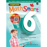 Grade 6 Complete Math Smart - New Edition plus Online REsources