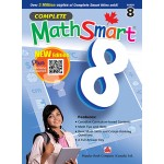 Grade 8 Complete Math Smart - New Edition plus Online REsources