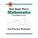 KS3  Foundation Level Test Practice Workbook - Maths