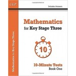 KS3 Book 1 10-Minute Tests -Mathematics (Include Answer)