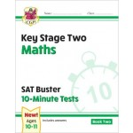 KS2 Maths SAT Buster 10-Minute Tests - Book 2 - Ages 10 -11