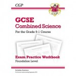 GCSE  Grade 9-1 Foundation Level Exam Practice Workbook:Combined Science (Includes Answer)