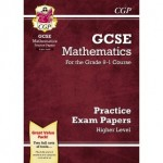 GCSE Grade 9-1 Higher Level Practice Papers:  Maths