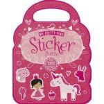 My Pretty Pink Sticker Purse