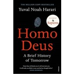 Homo Deus: A Brief History Of Tomorrow (UK)