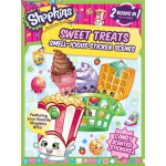 Flipover Shopkins Sticker Book: Sweet Treats
