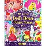 MY PRETTY DOLLY STICKER DREAM HOMES