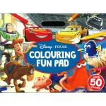 DISNEY PIXAR COLOURING FUN PAD