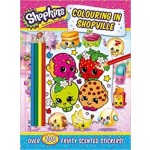 Colouring in Shopville