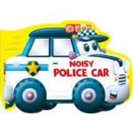 P-NOISY POLICE CAR (DIE-CUT SHARPED VEHI