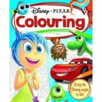 DISNEY PIXAR SIMPLY COLOURING BOOK