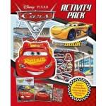 DISNEY PIXAR CARS 3 ACTIVITY PACK