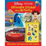 DISNEY PIXAR ULTIMATE S & A FUN XTRA
