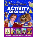 BEAUTY AND THE BEAST ACTIVITY MEGA PACK