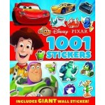 DISNEY PIXAR 1001 STICKERS
