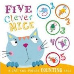 COUNT TO 5 : FIVE CLEVER MICE