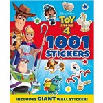 Disney Pixar Toy Story 4 1001 Stickers