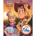 DISNEY PIXAR TOY STORY 4: BOOK OF THE FILM