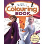 DISNEY FROZEN 2 SIMPLY COLOURING