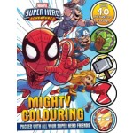 MARVEL SUPER HERO ADVENTURES MIGHTY COLO